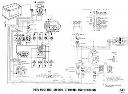 mustang wiring diagrams and vacuum schematics average joe 1968 mustang wiring diagram ignition starting charging