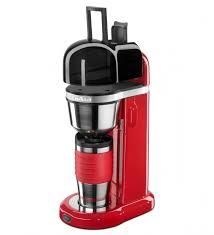 splendid kitchenaid personal coffee maker kcm0402er empire red kitchenaid kitchenaid red coffee