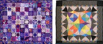 Winding Ways Quilts by Nancy Elliott MacDonald & Purples Galore & Colorwheel Medallion Adamdwight.com