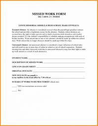 Doctors Note For Work Template Absence Sample Download Fake