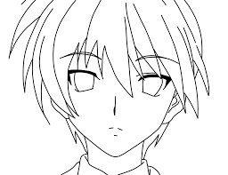 Small Picture anime clannad coloring pages for kids Anime Coloring Sheets