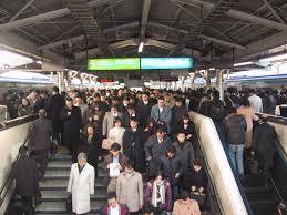 File:Rush hour Tokyo.jpg - Wikimedia Commons