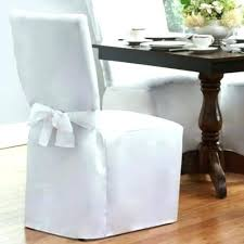 white dining room chair slipcovers bed bath and beyond covers unique arm slip cov