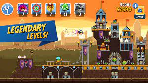 Download Angry Birds Friends (Mod) v9.10.0 free on android