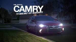 2017 Toyota Camry Led Fog Lights Led Headlights North Hills Toyota