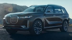2018 bmw concept. simple concept heaven forbid bmw ever makes a full size truck because the kidney grills  on ugly mug of this leaked 2018 x7 concept are quite disturbing and donu0027t  with bmw