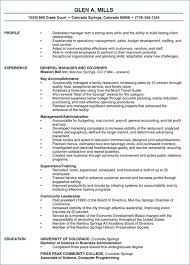 Retail Store Manager Resume Objective Igniteresumes Com