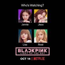 "Netflix: Doku ""BLACKPINK: Light Up The Sky"