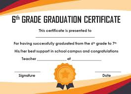 25 Free Graduation Certificates Why We Love Them And You