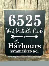 good personalized welcome sign for front door hanging home outdoor wood lake house cabin signs custom