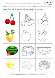 Free Printable Winter Worksheets Preschool Same Worksheet And ...