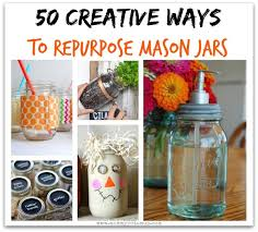 How To Use Mason Jars For Decorating Creative Ways To Use Mason Jars 20
