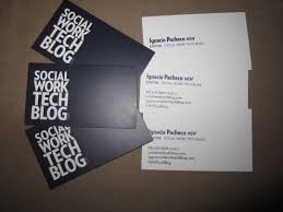 tech business card official social work tech blog business cards social work tech