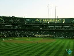 Oakland Disabled Seating At The Coliseum