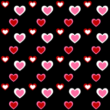 black heart background. Wonderful Heart Pink Red And Black Heart Background And B