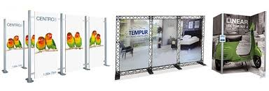 Portable Display Stands For Exhibitions Unique Cozy Modular Exhibition Stands Trade Show Modular Display Systems