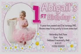 Free birthday template ~ Free birthday template ~ Collection of first birthday party invitation templates free