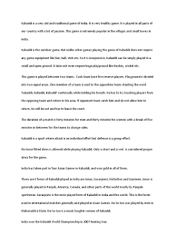 essay on my favourite game badminton for kids  essay on my favourite game badminton for kids