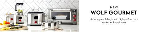 wolf gourmet toaster wolf gourmet amazing meals begin with high performance cookware appliances wolf gourmet 4 wolf gourmet toaster