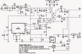 led ballast wiring diagram led street light circuit diagram ireleast info smps 50 watt led street light driver circuit electronic