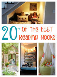over 20 of the best diy reading nook ideas