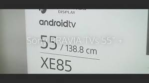 sony kd55xe7002bu. buy sony kd55xe7002bu 55 inch smart 4k uhd tv with hdr at argos.co.uk - your online shop for televisions, televisions and accessories, technology. kd55xe7002bu