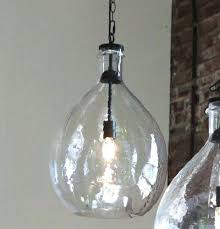 large glass pendant light large glass pendant light plans large glass pendant lights for kitchen island