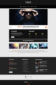 Original Singer Wordpress Theme 46784