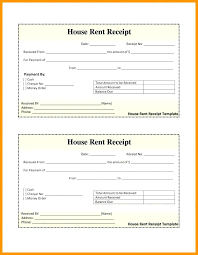 Free House Rent Receipt Format Interesting Room Rent Receipt Format House Rental Invoices Rent Receipt Room