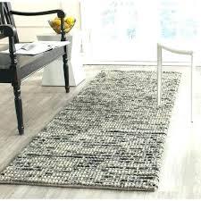 hand woven bohemian grey multi wool jute rug x ping great deals on runner rugs and flat weave wool jute rug