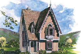 Victorian House Plans And Victorian Designs At BuilderHousePlanscomVictorian Cottage Plans