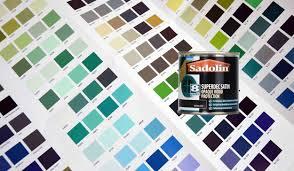 Superdec Colour Chart Sadolin Superdec Colour Guide Painting And Decorating News