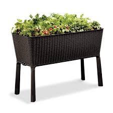elevated garden beds. Keter Easy Grow Elevated Garden Bed Beds