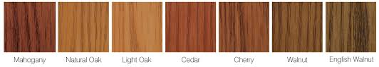 upgrade by having your door stained fiberglass only