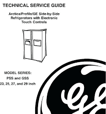 ge profile side by side refrigerator parts refrirator wiring diagram ge profile side by side refrigerator parts diagram s side by side side by com parts ge profile side