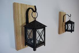 rustic candle lantern sconces wall decor wall sconce wall hanging lamp wall hanging kerosene lamp
