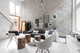 Woonkamer Ideeen Industrieel Huis Decor