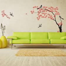 Small Picture Wall Paint Design 15 Diy Paintings For Non Artists Painted Wall