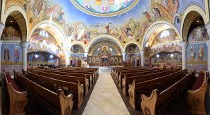 Greek Orthodox Church Design Inspired Custom Furniture Horst Construction