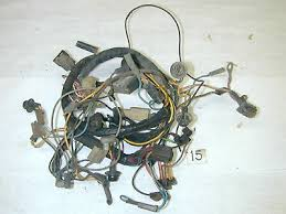 simplicity zt1644 lawn mower oem wiring harness 49 99 picclick simplicity sunstar 20hp mower oem wiring harness