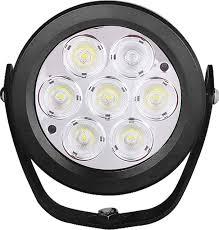 Led Work Lamp Round 6 7 X 10 W Diodes 7000 Lumens 10v 30v