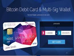 e coin launches bitcoin debit card affiliate program