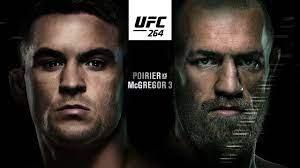 UFC 264 Poirier vs. McGregor 3 live on UFC ARABIA شاهد وحمل التطبيق الآن -  YouTube