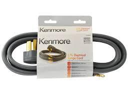 upc 091712009672 kenmore 49695 3 prong 5 round gray range cord 3 upc 091712009672 product image for 49695 3 prong 5 round gray range cord