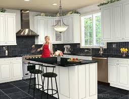 Slate Floor Kitchens Black Kitchen Flooring Ideas Quicuacom
