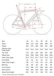 Cervelo S5 Size Chart S5 Ultegra