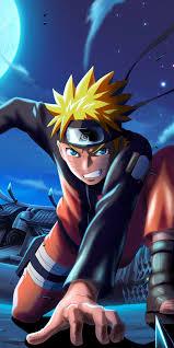 1080x2160 Naruto X Boruto Ninja Voltage ...