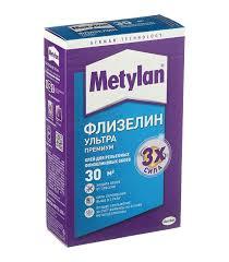 <b>Клей</b> для <b>флизелиновых</b> обоев <b>Metylan Флизелин</b> Ультра ...