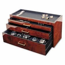 5 fancy men s storage watch box the classy gentleman 5 fancy men s storage watch box