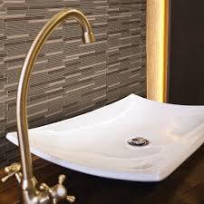 Decorative Wall Tiles Bathroom Smart Tiles Loft Maronne 1025 In W X 9125 In H Mosaic
